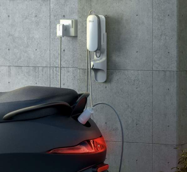 Ola Electric Scooter Charging network